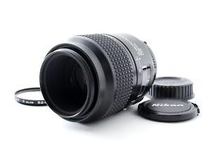 Nikon AF Micro Nikkor 105mm F2.8 Telephoto Macro Lens From JAPAN by FedEx