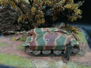 """Dragon 6030 Sd.Kfz. 138/2 """"Hetzer"""" 1/35 built and painted"""