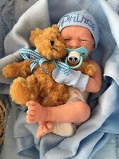 "BABY BOY BERENGUER PRINCE NOT A REBORN 14"" PLAY DOLL PREM ANATOMICALLY CORRECT"