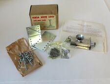 Vintage Versa Hood Lock with Key Ratrod Hotrod Cruiser NOS Chain 1960's Custom