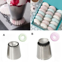 Russian Flower Icing Piping Nozzles Tips Pastry Cake Decor Tips DIY Baking Tools