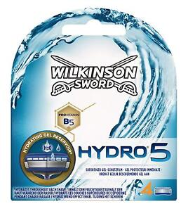Wilkinson Sword Hydro 5 Rasierklingen 2 X 4er Pack 8 Stück