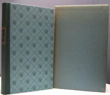 POEMS OF HEINRICH HEINE 1957 Heritage Press Slipcase + Sandglass - FRITZ KREDEL