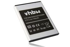 original vhbw® HANDY AKKU BATTERIE ACCU für SAMSUNG GT-S5660 Galaxy Gio
