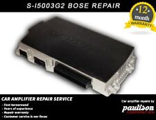 Bose car audio amplifiers in motors for a6 ebay oem 2010 up audi q7 a8 a6 3g bose amplifier repair service 1 year warranty cheapraybanclubmaster Gallery