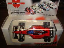 Wurth Diecast Racecar Series 1:36-38 Zebra Hand Cleaner~Mib