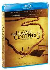 New: THE HUMAN CENTIPEDE III - The Final Sequence [Blu-ray + DVD]