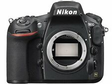 NEW Nikon D D810 36.3MP FX-Format SLR Camera BODY SET IN KIT BOX UK ROYAL MAIL D