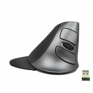 JTD Scroll Endurance Wireless Mouse Ergonomic Vertical USB Mouse with Adjustable