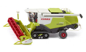 SIK4258 - CLAAS Lexion 770 Terra Trac On Chenille With The Trolley Transport