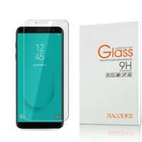 Nacodex For Samsung Galaxy J6 Plus 2018 Tempered Glass Screen Protector