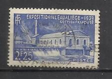 5227-SELLO FRANCIA 1939 EXPOSICION AGUA Nº430,VALOR YVERT 5,50€,USADO.