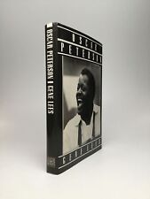 Gene Lees / OSCAR PETERSON The Will to Swing First Edition 1988