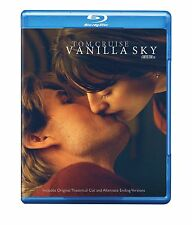 VANILLA SKY (with alternative ending)    -  Blu Ray - Sealed Region free for UK