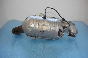 Citroen C4 II Nc Particle Filter Catalytic Converter 9823467180