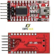 FT232RL USB TTL Seriell Adapter Konverter Arduino