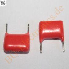 100V 50 x FO-R 0.330uF MKT RM15 Folien Kondensator Capacitor Ra   50pcs