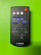 YAS-7NEW ORIGINAL YAMAHA FSR20 WP082900 REMOTE CONTROL YAS-71 YAS-71CU YAS71SPX