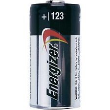 ENERGIZER CR123A CR 123A 123 3V LITHIUM BATTERY EXP 2027