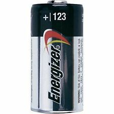 ENERGIZER CR123A CR 123A 123 3V LITHIUM BATTERY EXP 2028
