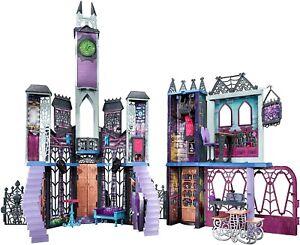 Monster High Puppenhaus Schule wie neu