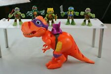 Imaginext TMNT Half Shell Heroes 6 Figure Lot Nickeleodeon Playmates Dinosaurs