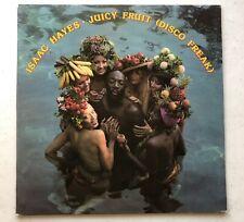 Isaac Hayes Juicy Fruit (Disco Freak) Vinyl   Lp