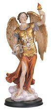 """12"""" Archangel Uriel Holy Figurine Religious Statue Saint Santo St Figure"""