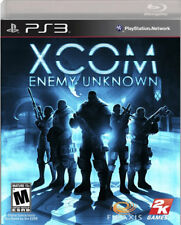 XCOM: Enemy Unknown PS3 New PlayStation 3, Playstation 3