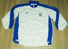 Brazil Nike Training / Travel 1998 Jacket