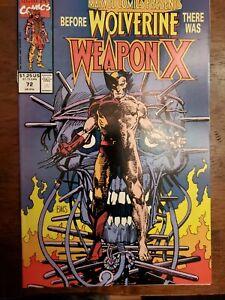 Marvel Comics Presents Wolverine #72 Origin Of Weapon X Begins. Disney+ Hot!!!