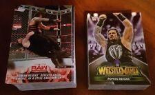 2018 WWE ROAD TO WRESTLEMANIA 150 CARD BASE + SUBSET