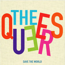 QUEERS save the world LP NEW lim 250 ORANGE VINYL SCREECHING WEASEL MANGES NEW
