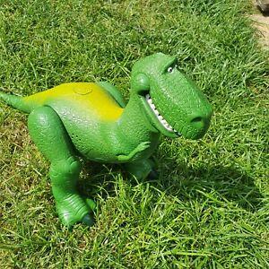Toy Story Talking Rex the Dinosaur Large Action Figure Original 2011, Mattel