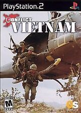 BRAND NEW FACTORY SEALED SHOOTER -- Conflict: Vietnam (Sony PlayStation 2, 2004)
