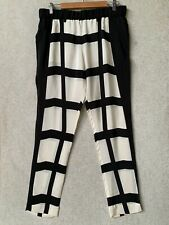 Sass & Bide block print pants size 12