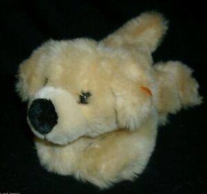 STEIFF FAO SCHWARZ PUPPY DOG AMERICAN KENNEL CLUB STUFFED ANIMAL PLUSH GERMANY