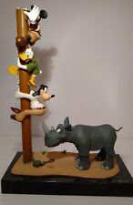Disney Mickey & Friends Up the Pole Extremely Rare Signed 9/250
