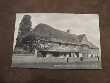 Early Sussex postcard - The mint house - Pevensey