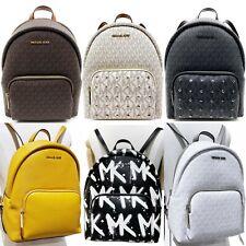 Michael Kors Erin Medium Backpack MK Signature Leather