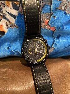 Citizen eco-drive WR100 chronograph