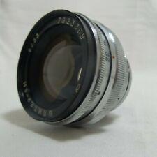 JUPITER 8M 8 M  2/53mm Russian lens for Kiev 2 3 4 Contax II camera mount 8648