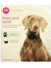 Motorola Dog Bark Control Supplies
