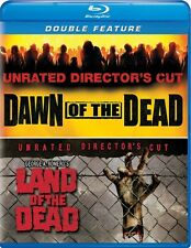 Dawn of the Dead / Land of the Dead | New | Sealed | Blu-ray Region free