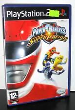 POWER RANGER SUPER LEGENDS GIOCO USATO OTTIMO STATO SONY PS2 ED ITALIANA PG729
