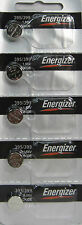 Energizer 395 399 (SR927SW) Silver Oxide Watch Batteries (1 pack of 5)