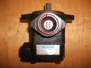 Spare Van Dorn Parts - Vickers V10 Series Hydraulic Vane Pump V10-1S2S-11B-20LH
