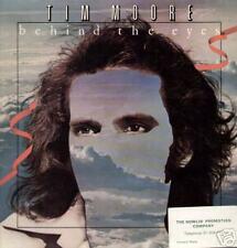 "TIM MOORE ~ BEHIND THE EYES ~ 1975 UK 10-TRACK ""PROMO"" LP ~ POLYDOR 2310 412"
