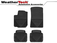 WeatherTech All-Weather Floor Mats - Pontiac Grand Prix - 2007-2009 - Black