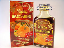 EXTRA VIRGIN,COLDPRESSED PUMPKIN OIL 100ML,FROM CAREFULLY SELECTED PUMPKIN SEEDS